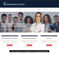 Coaching Alessandra Ferreira