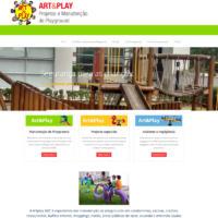 ArtPlay ABC - Manutenção de playground
